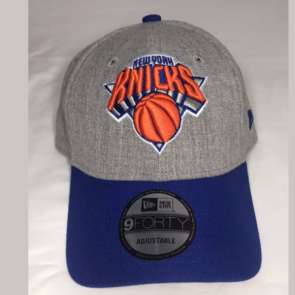 d3719303e6f New York Knicks NBA NEW ERA 9Forty The League Hat